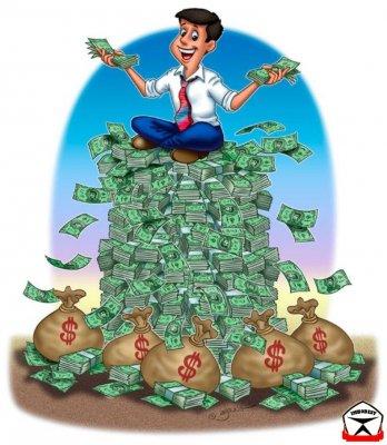 О вечной любви к деньгам